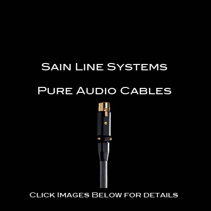 Pure Audio Cables